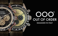 【OOO】OUT OF ORDER